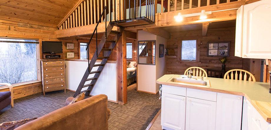 Accommodations | Raspberry Hill Vacation Rental In Homer, Alaska.